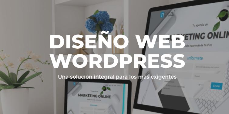 web wordpress